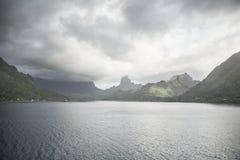 Остров 2 Южной части Тихого океана Стоковые Фото