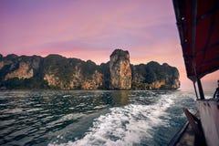 остров южный Таиланд Стоковые Фото