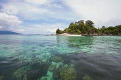 остров Стоковая Фотография RF