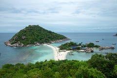 Остров стоковые фотографии rf