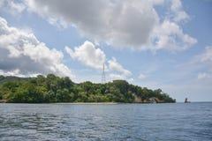 Остров стоковое фото rf