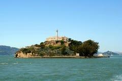 Остров Alcatraz Стоковое Изображение