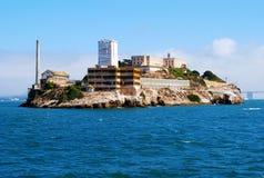 Остров Alcatraz Стоковое Фото