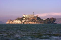 остров alcatraz Стоковое Изображение RF