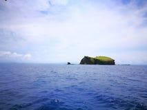 Остров Animasola - драконы матери и ребенка стоковые изображения