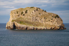Остров Aquech Стоковая Фотография RF