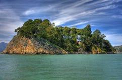 остров belvedere Стоковые Фото