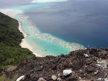 Остров Bohey Dulang Стоковые Фото