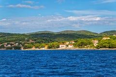 Остров Brac Стоковое Фото