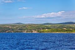 Остров Brac Стоковые Изображения