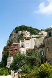 остров capri Стоковая Фотография RF