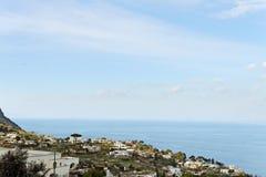 Остров Carpi. Стоковое Изображение
