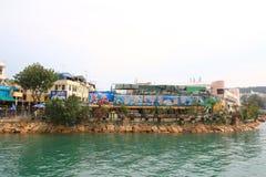 Остров Cheung Chau стоковое изображение rf
