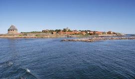 остров christianso Стоковое Изображение RF