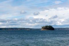 Остров Cutts Стоковые Фотографии RF