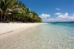 Остров Dalupirit Стоковые Изображения
