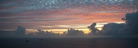 Остров Dursey Стоковое Изображение RF