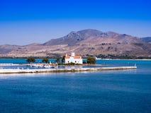 Остров Elafonisos Стоковое Фото