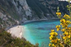 остров elba Стоковые Изображения RF