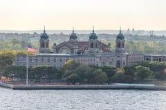 Остров Ellis, NY, NJ стоковое фото