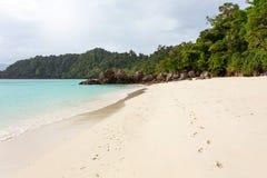 Остров Fook животиков стоковые изображения rf