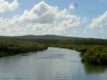 остров fraser Австралии стоковое фото