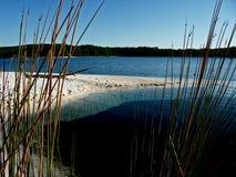 остров fraser Стоковая Фотография