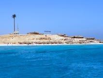 остров giftun Стоковые Изображения RF