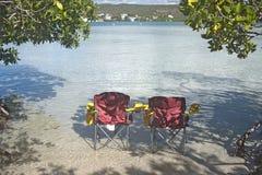 Остров Gilligan's, Пуэрто-Рико Стоковые Фото