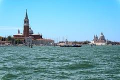 Остров Giudecca Венеции Стоковая Фотография RF