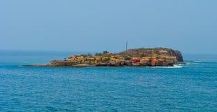Остров Goree, Сенегал Стоковые Изображения
