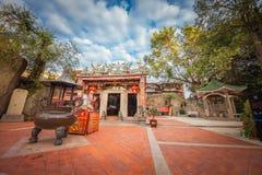 Остров Gulangyu Xiamen Китая Стоковое фото RF