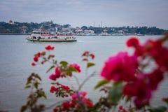 Остров Gulangyu Xiamen Китая Стоковые Фото