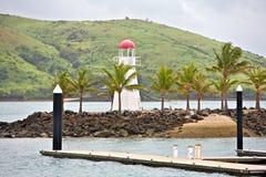 остров hamilton Стоковое Изображение RF