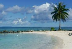 Остров Hauhine Стоковые Изображения RF
