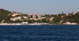Остров Heybeliada стоковые изображения rf
