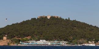 Остров Heybeliada стоковая фотография