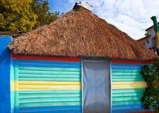 Остров Holbox тропический в Quintana Roo Мексике стоковые фотографии rf