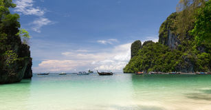 Остров Hong, Krabi, Таиланд Стоковое Изображение