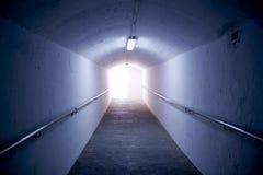 остров ibiza замока, котор нужно проложить тоннель вверх по путю Стоковые Фото