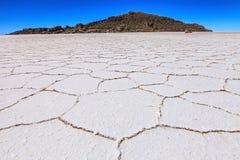 Остров Incahuasi Стоковые Изображения RF