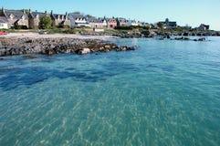 остров iona Стоковое Изображение
