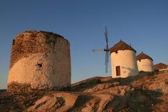 остров ios Греции Стоковые Фотографии RF