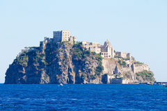 Остров Ischia Стоковые Изображения RF