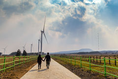 Остров Jeju Стоковые Фотографии RF