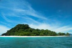 Остров Kai Стоковое Фото