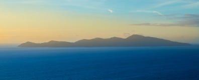 Остров Kapiti Стоковые Изображения