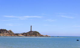 Остров Kega Стоковые Изображения RF