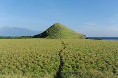 Остров Kenawa Стоковое Изображение RF