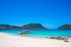 Остров Khai Koh, Satun, Таиланд Стоковая Фотография RF